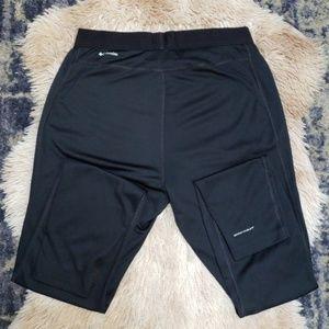 0e183e6caf9a5 Columbia Pants | Omni Heat Womens Black Stretch Leggings | Poshmark